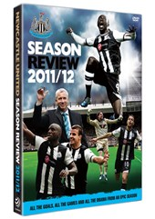 Newcastle United 2011/12 Season Review (DVD)