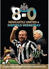 Newcastle United 8-0 Sheffield Wednesday (DVD)