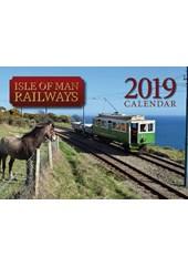 Isle of Man Railways 2019 Calendar