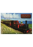 Isle of Man Railways 2021 Calendar
