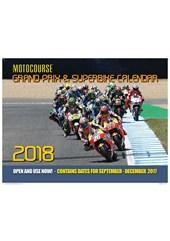 Motocourse 2018 - Grand Prix & Superbike Calendar