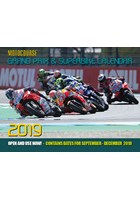 Motocourse 2019 - Grand Prix & Superbike Calendar