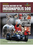 The Official History of the Indianapolis 500 (2nd Edition) (HB)