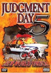 Judgement Day 5 DVD