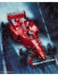 Michael Schumacher 1997 Ferrari Signed Print