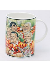 John Ireland Football Mug