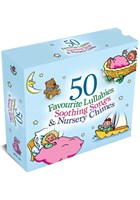 50 Favourite Lullabies & Soothing Songs 3CD Box Set