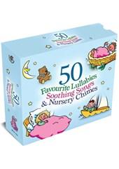 50 Favourite Lullabies & Soothing Songs 3CD Box Set