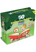 50 Favourite Hymns & Songs For Children Vol II 3CD Box Set