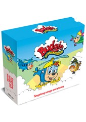 Budgie The Little Helicopter - Singalong Songs & Stories 3CD Box Set