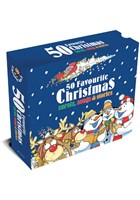 50 Favourite Christmas Carols, Songs & Stories 3CD Box Set
