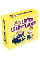 Kids Love To - Listen, Learn & Laugh 3CD Box Set