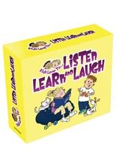Kids Love To - Listen, Learn & Laugh 3CD Box Set