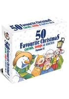 50 Favourite Christmas Carols, Songs & Stories Vol II 3CD Box Set