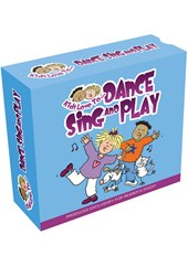 Kids Love To - Dance, Sing & Play 3CD Box Set