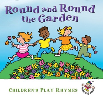 Round And Round The Garden - Children's Play Rhymes CD - click to enlarge