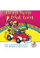 Beep Beep Toot Toot - Travelling Songs CD