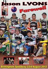 Jason Lyons Farewell DVD