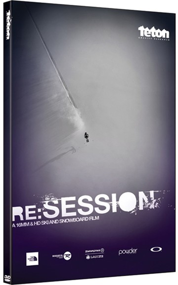 ReSession DVD  - click to enlarge