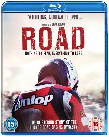 Road Blu-ray - click to enlarge