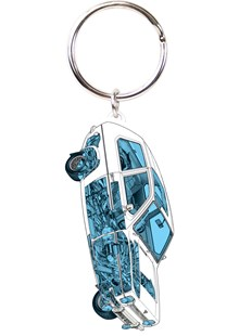 Reliant Metal Keyring