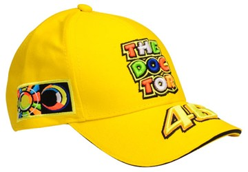 The Doctor Childs Cap Yellow - click to enlarge