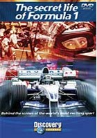 Secret Life of Formula One DVD