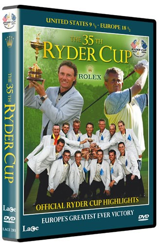 35th Ryder Cup 2004 (DVD)