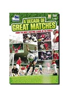 A Decade of Great Matches (DVD