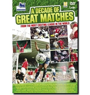 A Decade of Great Matches (DVD - click to enlarge