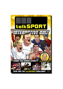 Talksport Interactive DVD Game