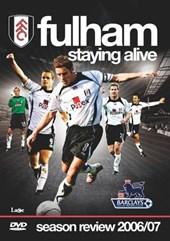 FULHAM FC SEASON REVIEW 2006/2007 DVD
