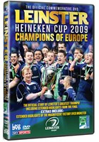 2009 Heineken Cup - Leinster Champions of Europe (DVD)