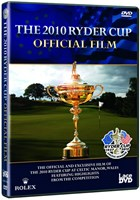 2010 Ryder Cup Review Europe 14.5 - 13.5 USA (DVD)
