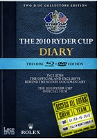 The 2010 Ryder Cup Diaries (2 Disc) Blu-ray incl 2010 Ryder Cup Film
