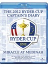 2012 Ryder Cup Review and Diary USA 13½ - 14½ Europe (2 DVDs Blu-ray)