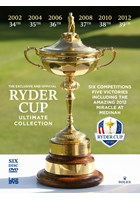 Ryder Cup Official Ultimate Collection ( 6 Disc) DVD