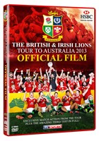 The British and Irish Lions Tour 2013 Official Film