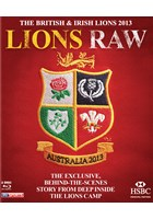 British and Irish Lions 2013 Lion Raw (2 Disc) DVD