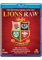 British and Irish Lions 2013 Lion Raw Blu-ray