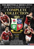 The British and Irish Lions 2013 Test Series (6 DVD) Boxset