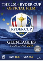 Ryder Cup 2014 Official Film (Glory At Gleneagles) DVD