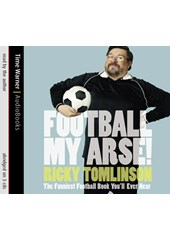 Football My Arse Audio CD