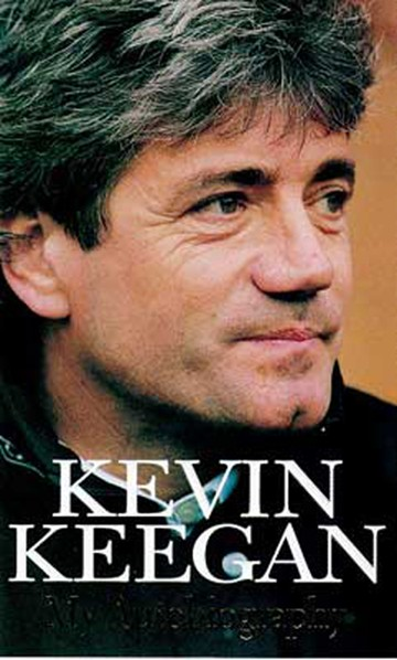 Kevin Keegan My Autobiography (PB)  - click to enlarge