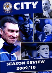 Leicester City 2009/10 Season Review (DVD)