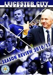 Leicester City 2010/11 Season Review (DVD)