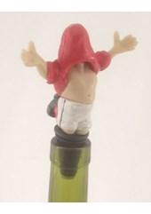 Hat Trick Bottle Stopper