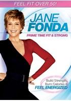 Jane Fonda: Prime Time Fit & Strong DVD