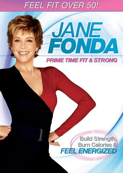 Jane Fonda: Prime Time Fit & Strong DVD