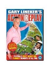 Gary Lineker Action Replay (DVD)